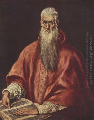 St Jerome as a Scholar 1600-14