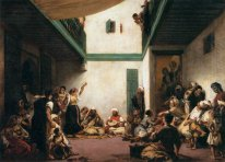 A Jewish Wedding In Morocco 1841