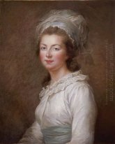 Portrait of Élisabeth of France