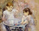 Children At The Basin 1886