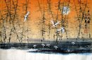 Wetlands - Chinese Painting