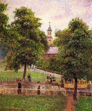 church at kew 1892