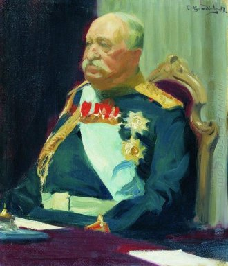 Portrait Of Count N P Ignatieff 1902