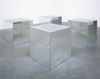 Untitled (Mirrored Cubes)