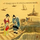 Farewell-Chinese Painting
