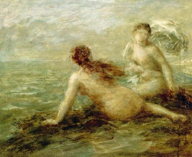 Bathers By The Sea 1898