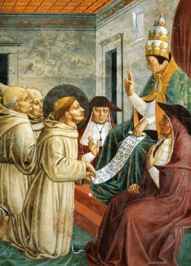 Dream Of Innocent Iii And The Confirmation Of The Rule Detail