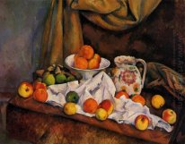 Fruit Bowl Pichet et fruits 1894