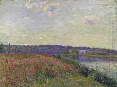 the fields and hills of veneux nadon 1881