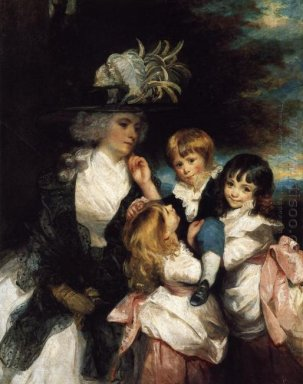 Lady Smith And Children