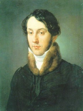 Portrait Of A Man 1834