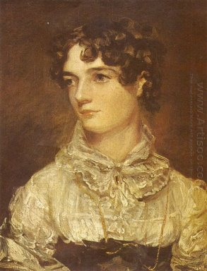 portrait of maria bicknell 1816