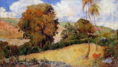 meadow in martinique 1887