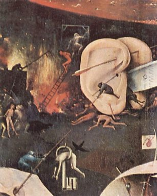 The Garden Of Earthly Delights 1515 9