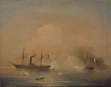 Sea Battle 1855