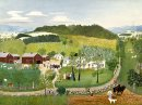 Grandma Moses Goes To The Big City 1946