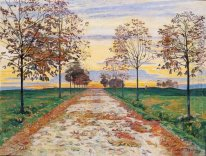 Autumn Evening 1892