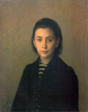 Portrait Of Olga Kostycheva