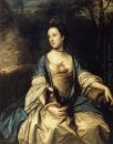 Caroline Duchess Of Marlborough 1762