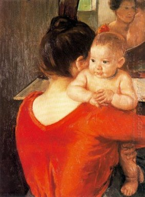 Mother and Child, 1900