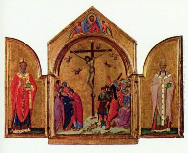 Crucifixion Triptych 1305
