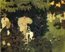 Dusk Or A Round Of Croquet 1892
