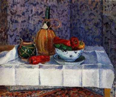 still life with peppers 1899