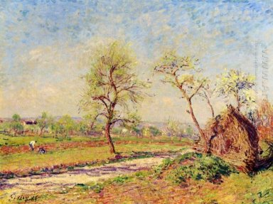 road at veneux 1886