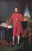 Portrait Of Napoléon Bonaparte The First Council 1804