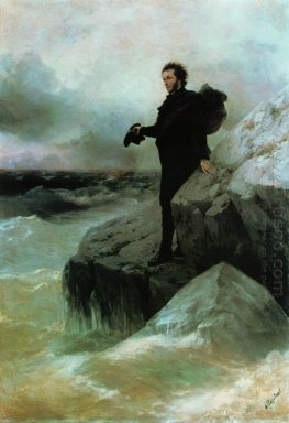 Pushkin S Farewell To The Black Sea 1877