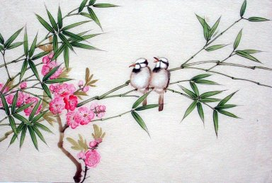 Babomm&Plum - Chinese Painting