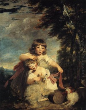 The Brummell Children 1782