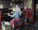 Children At The Piano