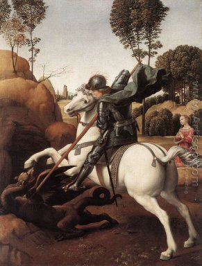 St. George and the Dragon 1504-06