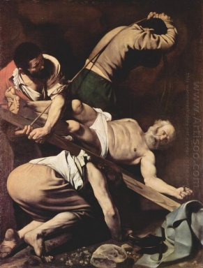 Crucifixion Of Saint Peter 1601