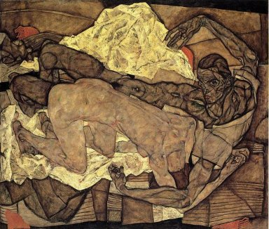 lovers man and woman 1914