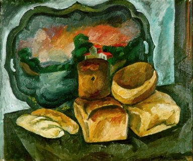 Breads And The Tray 1912