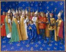 Coronation Of Philippe Auguste 1460