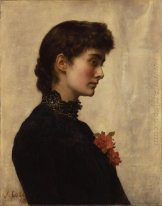 The Artist's Wife, Marion Collier (née Huxley)