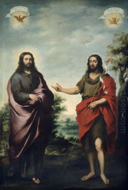 Saint John The Baptist Pointing To Christ 1655