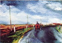 The Red Tractor 1956