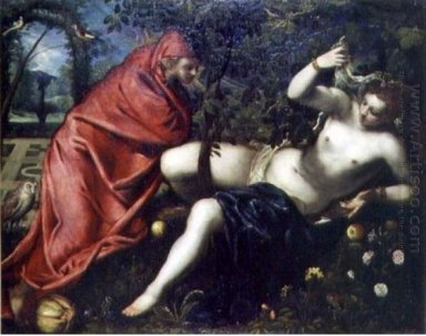 Angelica And The Hermit