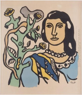 The Woman And The Flower 1954