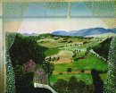 Hoosick Valley From The Window 1946