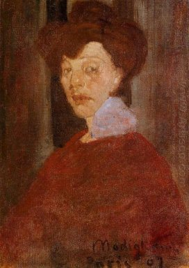 portrait of a woman 1907