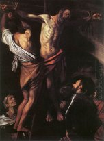 Crucifixion Of Saint Andrew 1607