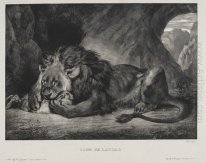 Singa Of The Atlas 1829