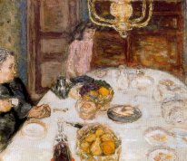 Lunch At Le Grand Lamps 1899