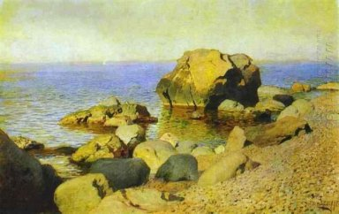 Seashore In Crimea 1886