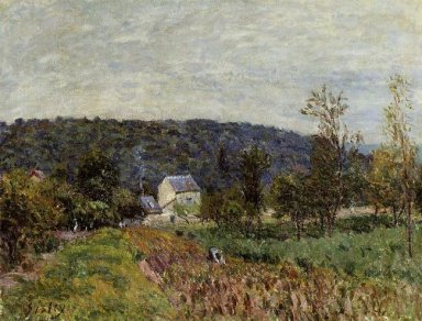 an autumn evening near paris 1879